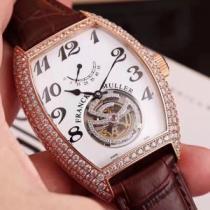 フランクミュラー FRANCK MULLER最安値に挑戦 男性用腕時計  2020 4色選択可41mm×14mm(hiibuy.com v8bmWD)-1