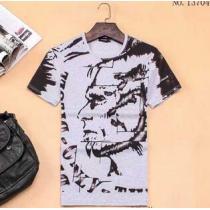爆買い大得価 2020春夏 半袖Tシャツ 4色可選 ディーゼル DIESEL(hiibuy.com KXzmyC)-1