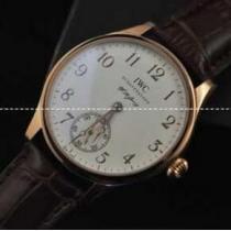 反射防止加工 インターナショナル IWCポルトギーゼ 18Kレッドゴールド製ムーブメント腕時計IW510204(hiibuy.com Lf4zae)-1