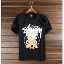 最安値高品質 STUSSY ステューシー お洒落な半袖 Tシャツ 2色可選 .(hiibuy.com jKP5ry)-1