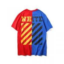 2020春夏 大人のセンスを感じさせる オフホワイト OFF-WHITE Tシャツ 2色 自分らしいスタイリング(hiibuy.com uSby4n)-1