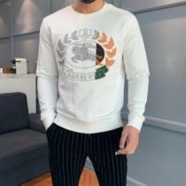 セーター メンズ Burberry スタイルをトレンディに格上げ バーバリー 通販 スーパーコピー 黒白2色 限定新作 おしゃれ セール(hiibuy.com Kv0bCu)-1