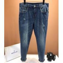 90年代っぽい色味モンクレール 激安 デニム コピー ジーンズ サイズ感 リラックス MONCLER ファッションのトレンド(hiibuy.com GnKbOj)-1