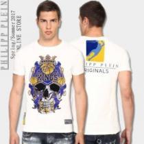 2020春夏 希少価値大! フィリッププレイン PHILIPP PLEIN 半袖Tシャツ 2色可選(hiibuy.com qKfyym)-1