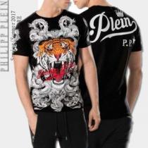 2020春夏 個性的なデザ フィリッププレイン PHILIPP PLEIN 半袖Tシャツ 3色可選(hiibuy.com S9jS1z)-1