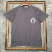 春夏ファッションコーデ完全攻略 半袖Tシャツ クロムハーツ カジュアルもキレイめもOK CHROME HEARTS(hiibuy.com fOLj8z)-1