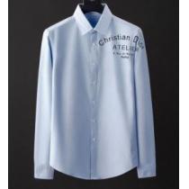 2020最新ディオールシャツメンズサイズ感 肌触りの良い Diorコピー高級ファッションカジュアルエレガントな逸品(hiibuy.com r0byOv)-1