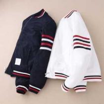 高級感溢れるデザイントムブラウンTHOM BROWNE  綿入れ 2色可選 防寒具としての機能もバッチリ(hiibuy.com 9PnO1b)-1