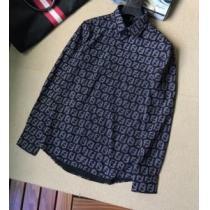 2020春夏の流行色FENDIカジュアルシャツ コーデ 使いやすい フェンデイ スーパーコピー優しい着心地人気トレンド新作(hiibuy.com jq4nqq)-1