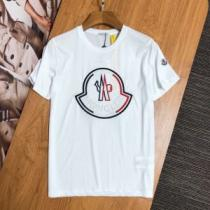 通勤通学どちらでも使え 半袖Tシャツ2色可選  素敵なアイテム モンクレール限定アイテムが登場  MONCLER(hiibuy.com TPPn4b)-1