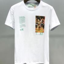 Off-White 多色可選 注目度が上昇中 オフホワイト 最先端のスタイル 半袖Tシャツ 2020SS人気(hiibuy.com KH1v8v)-1