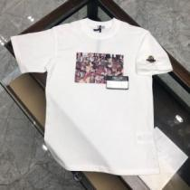 おしゃれに大人の必見 半袖Tシャツ2色可選  大人の新作こそ モンクレール MONCLER 絶対に見逃せない(hiibuy.com vamW9n)-1