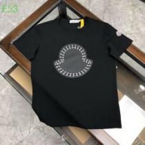 モンクレールファッションに合わせ 2色可選  MONCLER 限定アイテム特集 半袖Tシャツ やはり人気ブランド(hiibuy.com rmeqCi)-1