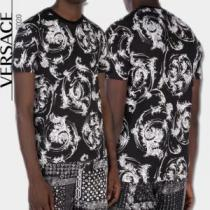 2年以上連続1位獲得 半袖Tシャツ 2020SS人気 ヴェルサーチ VERSACE  VIP価格SALE(hiibuy.com P5Tziu)-1
