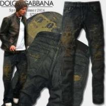 ポップ 2020春夏 Dolce&Gabbana ドルチェ&ガッバーナ ジーンズ(hiibuy.com T95ziu)-1
