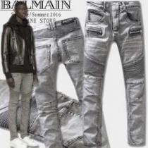 大人っぼいデザイン BALMAIN バルマン 安さ爆発なジーンズ(hiibuy.com 4D8jKb)-1