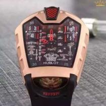 風合いが出るアイテム HUBLOT ウブロスーパーコピー 上品な男性用腕時計 6色可選(hiibuy.com rOn05j)-1