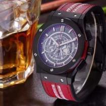 人気商品登場 HUBLOT ウブロ 5針クロノグラフ 男性用腕時計 4色可選(hiibuy.com y0ryey)-1