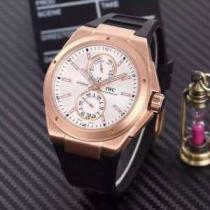 2020 高級感ある インターナショナルウォッチ カン IWC 4針クロノグラフ 男性用腕時計(hiibuy.com WvGzuC)-1