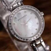 大人気 ブルガリスーパーコピー  BVLGARI 満点の女性用腕時計 2色可選(hiibuy.com HbuOPz)-1