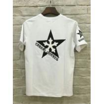 最旬アイテム 2020 クロムハーツ CHROME HEARTS 半袖Tシャツ(hiibuy.com SLXzKv)-1