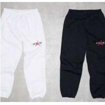 完売品  2020秋冬 Supreme x Air Jordan ファッション性に溢れる スポーツパンツ 2色可選(hiibuy.com Ofy8fi)-1