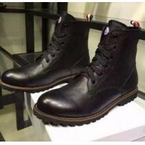 保温性に溢れる 2020秋冬 MONCLER モンクレール 上質なショートブーツ 革靴(hiibuy.com rGPL1z)-1