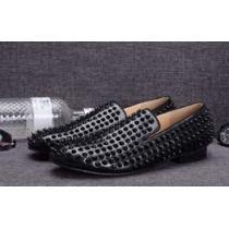 疲れにくいChristian Louboutinクリスチャンルブタン 理想の履き心地 革靴(hiibuy.com ySTvmy)-1