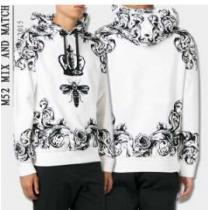 耐久性ある 2020秋冬 Dolce&Gabbana ドルチェ&ガッバーナ 人気 パーカー(hiibuy.com 0L5vGj)-1