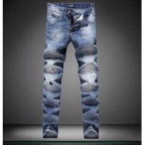 雰囲気を醸し出す  2020 Dolce&Gabbana ドルチェ&ガッバーナ 素敵な ダメージデニム(hiibuy.com yKTTjC)-1