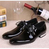 上質上品  2020 LOUIS VUITTON ルイ ヴィトン華やかに  ビジネスシューズ 革靴(hiibuy.com rui89v)-1