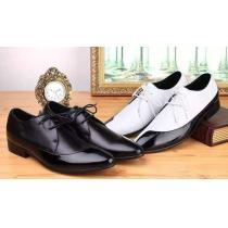 脱ぎ履きが楽なDIOR ディオール レザーシューズ靴 ビジネスシューズ 2色可選(hiibuy.com jySnyu)-1