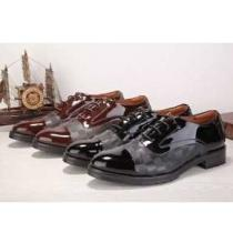 抜群 2020 LOUIS VUITTON ルイ ヴィトン 上質 レザーシューズ靴 2色可選(hiibuy.com 9HTbKn)-1