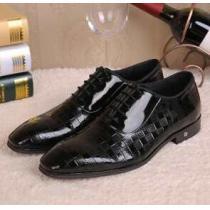 独特な質感のある 2020 LOUIS VUITTON ルイ ヴィトン ビジネスシューズ 革靴 2色可選(hiibuy.com qmmCKv)-1
