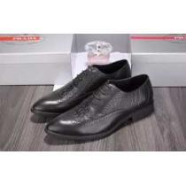 格安 2020 PRADA プラダ 満点 レザーシューズ靴(hiibuy.com n8bWfi)-1