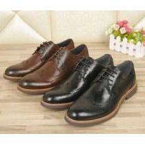お買い物 2020 PRADA プラダ 上品な雰囲気 レザーシューズ靴 2色可選(hiibuy.com rGjGbe)-1