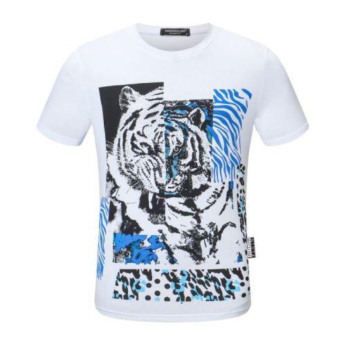 先行販売 2021春夏 Tシャツ フィリッププレイン 半袖Tシャツ PHILIPP PLEINコピー ブランド