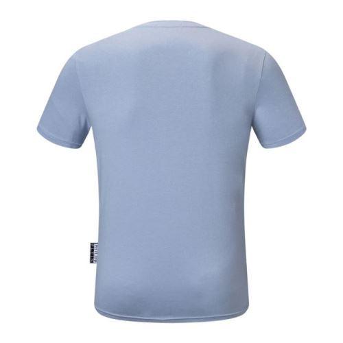 高品質 人気 2021春夏 半袖Tシャツ フィリッププレイン Tシャツ PHILIPP PLEIN偽物ブランド 5色可選