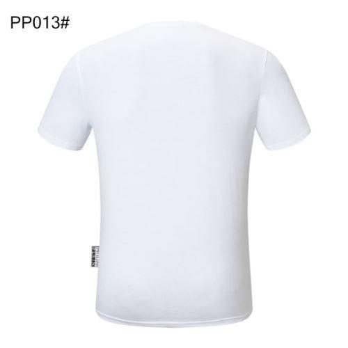 2021春夏 Tシャツ フィリッププレインスーパーコピー PHILIPP PLEIN 半袖Tシャツ ファション性の高い