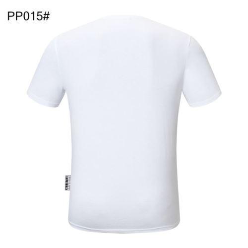 2021春夏 Tシャツ 4色可選 フィリッププレインブランドコピー 落ち着いた感覚 PHILIPP PLEIN 半袖Tシャツ