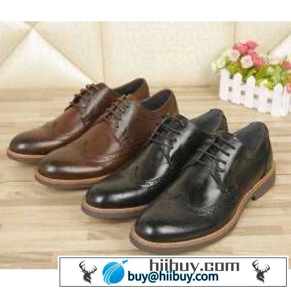お買い物 2020 PRADA プラダ 上品な雰囲気 レザーシューズ靴 2色可選(hiibuy.com rGjGbe)-2