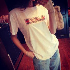 2020SSのトレンド商品 おしゃれデザインも大人気 シュプリーム SUPREME 半袖Tシャツ 3色可選(hiibuy.com C81nuC)-3
