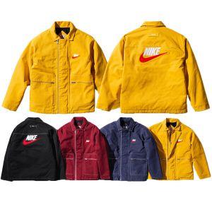 Supreme 18FW x Nike Work Jacke 流行の注目ブランド シュプリーム SUPREME ブルゾン 4色可選(hiibuy.com uKvq0D)-3