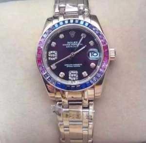 プレゼントに 2020  ロレックスROLEX 男女兼用腕時計 多色選択可(hiibuy.com 85DmKv)-3