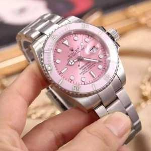 存在感のある2020 ロレックス ROLEX 機械式(自動巻き)ムーブメント 女性用腕時計 2色可選(hiibuy.com OzOTva)-3