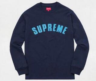 伸縮性が抜群な supreme コピー 通販  オシャレ度が高いTシャツ ネイビー.(hiibuy.com 41nKza)-3