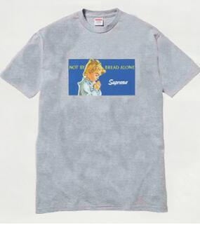 通気性に優れたシュプリーム   ブレッドアロン オシャレ感があるTシャツ  .(hiibuy.com j4X9zu)-3