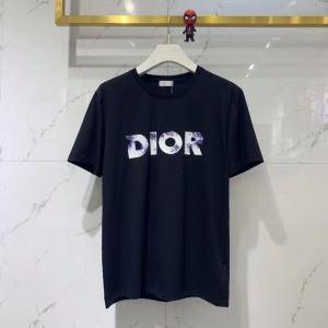 2色可選 エレガントな雰囲気 半袖Tシャツ VIP価格SALE ディオール DIOR  おしゃれな人が持っている(hiibuy.com KX11bi)-3