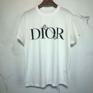 2020SS人気 ディオール 3色可選 DIOR 今回注目する 半袖Tシャツ 2年以上連続1位獲得(hiibuy.com q4XXzq)-3
