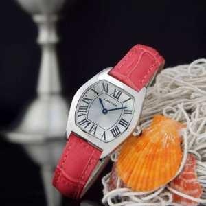 存在感◎ 2020 カルティエ CARTIER  女性用腕時計(hiibuy.com XD8TrC)-3